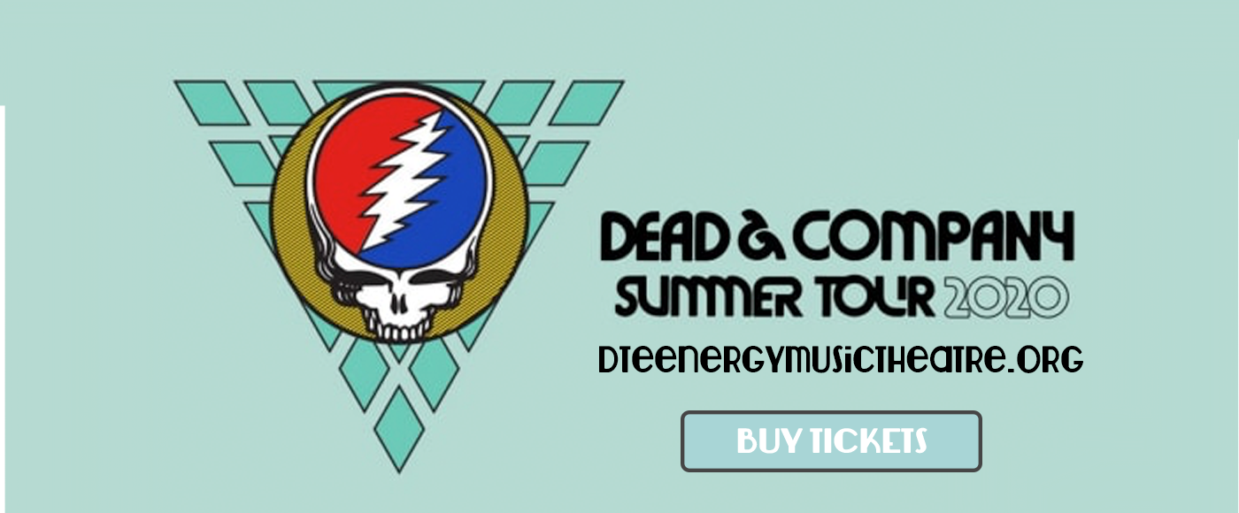 Dead & Company [CANCELLED] at DTE Energy Music Theatre