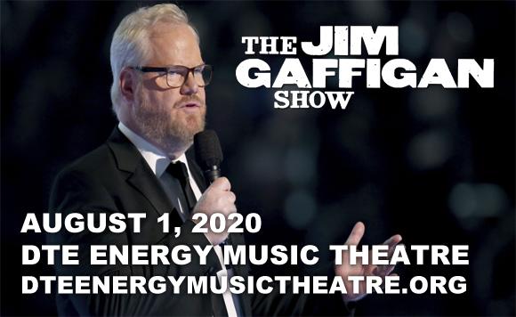 Jim Gaffigan at DTE Energy Music Theatre