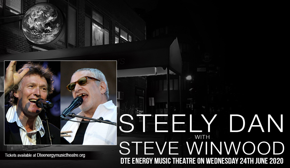 Steely Dan & Steve Winwood at DTE Energy Music Theatre