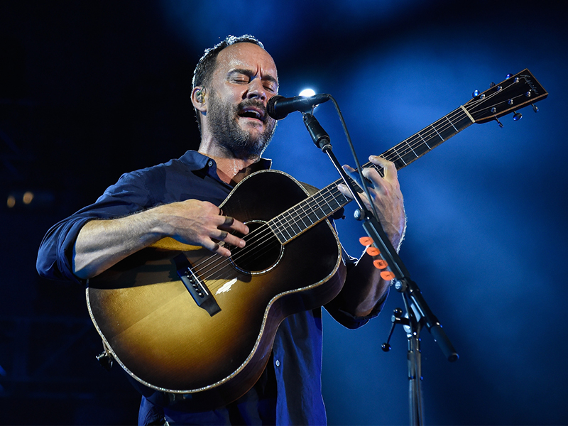 Dave Matthews Band at DTE Energy Music Theatre