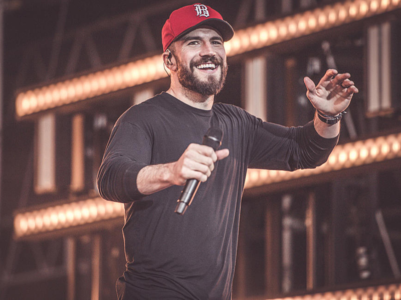 Sam Hunt, Kip Moore & Travis Denning [CANCELLED] at DTE Energy Music Theatre
