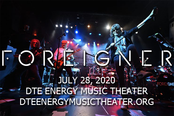 Foreigner, Kansas & Europe [CANCELLED] at DTE Energy Music Theatre