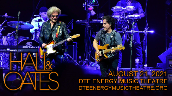 Hall and Oates, KT Tunstall & Squeeze at DTE Energy Music Theatre