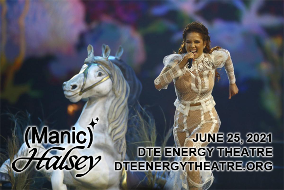 Halsey at DTE Energy Music Theatre