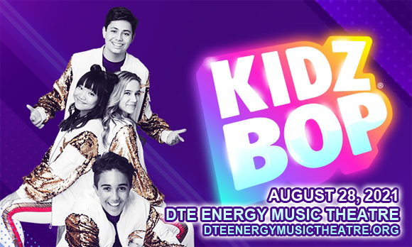 Kidz Bop Live at DTE Energy Music Theatre