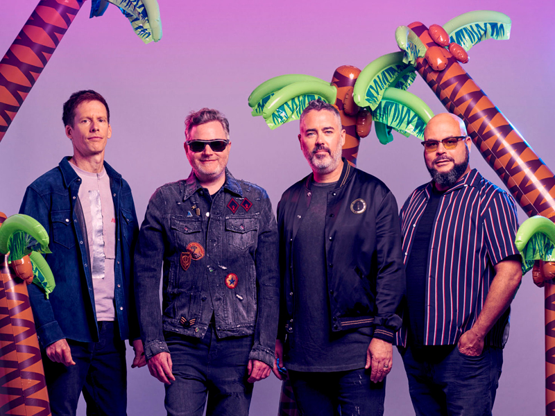 Barenaked Ladies, Gin Blossoms & Toad The Wet Sprocket at DTE Energy Music Theatre