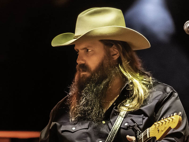 Chris Stapleton, with Yola and Kendell Marvel at DTE Energy Music Theatre