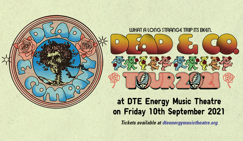 Dead & Company at DTE Energy Music Theatre