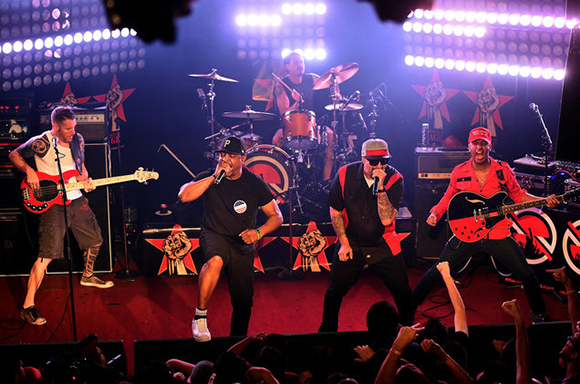 Prophets of Rage at DTE Energy Music Theatre
