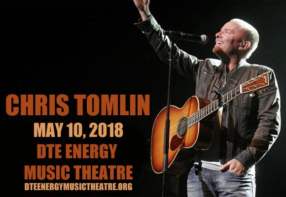 Chris Tomlin, Kim Walker-Smith, Matt Maher & Christine D'Clario at DTE Energy Music Theatre