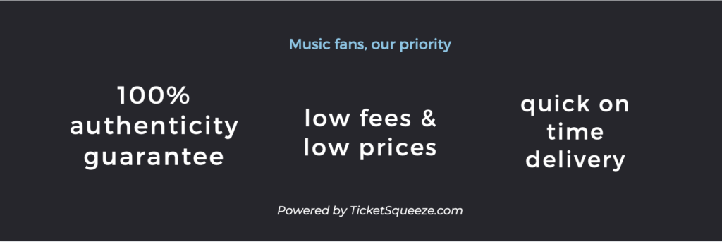 DTE Energy Music Theatre ticket guarantee
