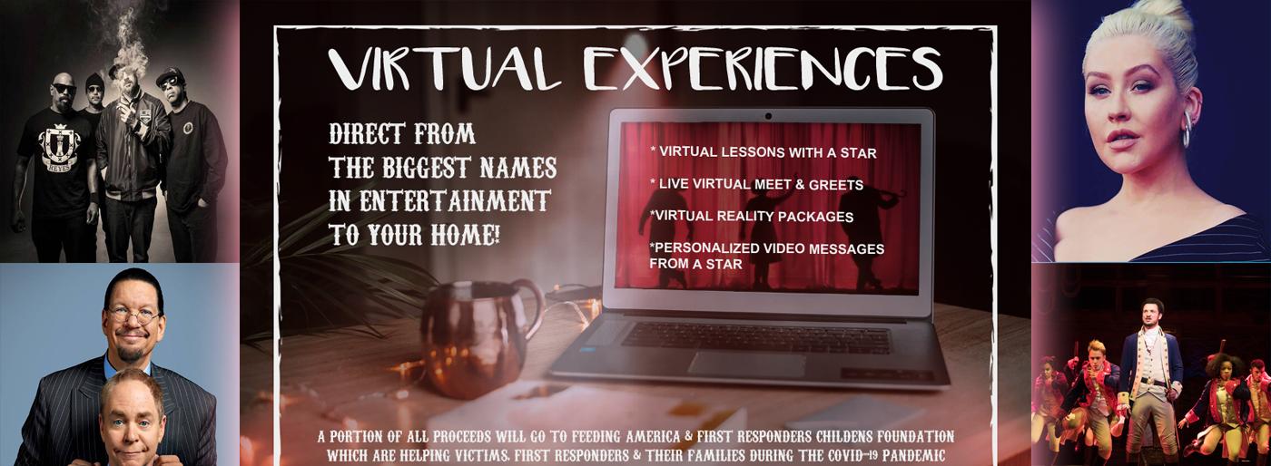 virtual concert tickets