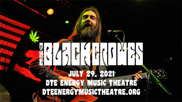 The Black Crowes at DTE Energy Music Theatre