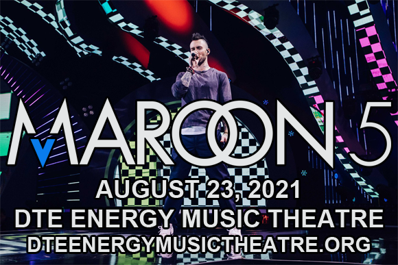 Maroon 5 & Meghan Trainor at DTE Energy Music Theatre