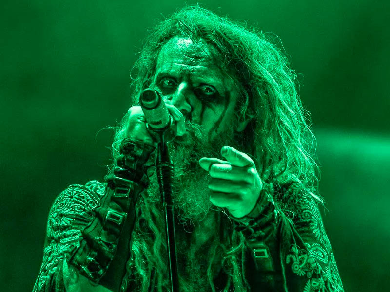 Riff Fest Day 1: Rob Zombie at DTE Energy Music Theatre