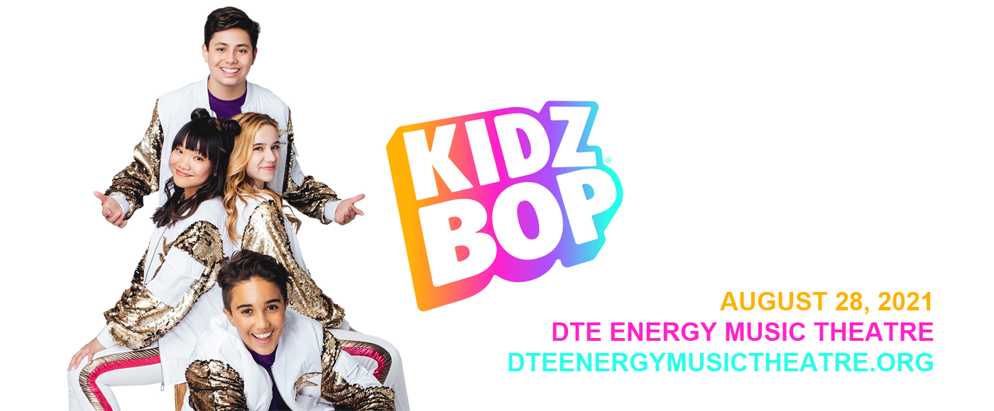 Kidz Bop Live [CANCELLED] at DTE Energy Music Theatre
