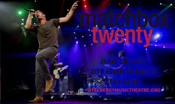 Matchbox Twenty & The Wallflowers at DTE Energy Music Theatre