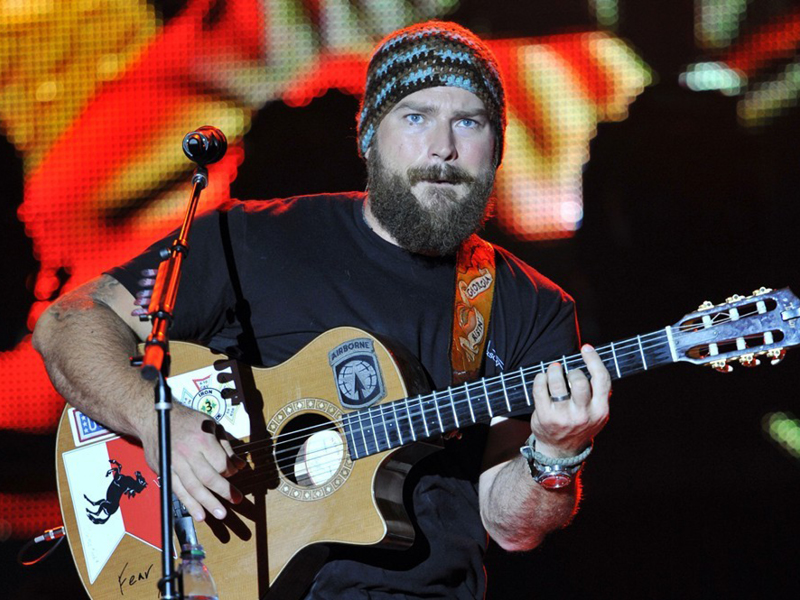 Zac Brown Band [CANCELLED] at DTE Energy Music Theatre